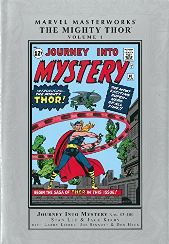 9780785191322: Marvel Masterworks: The Mighty Thor Volume 1