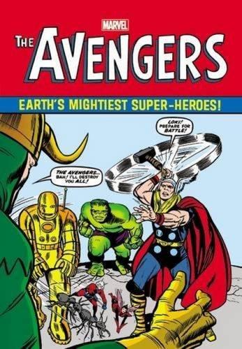 9780785191360: Marvel Masterworks The Avengers 1