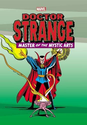 Marvel Masterworks Doctor Strange 1