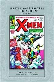Marvel Masterworks: The X-Men Volume 1 (New Printing): Lee, Stan