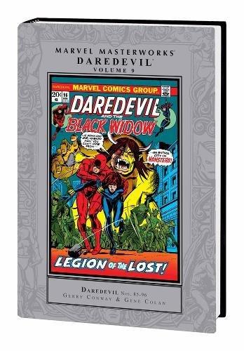 Marvel Masterworks: Daredevil Volume 9 (Hardback): Gerry Conway