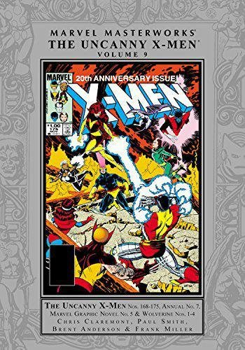 9780785191544: Marvel Masterworks: The Uncanny X-Men Volume 9