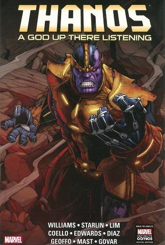 9780785191582: Thanos: A God Up There Listening