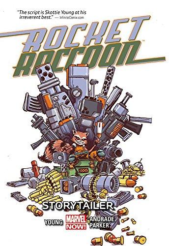 9780785191674: Rocket Raccoon Vol. 2: Storytailer