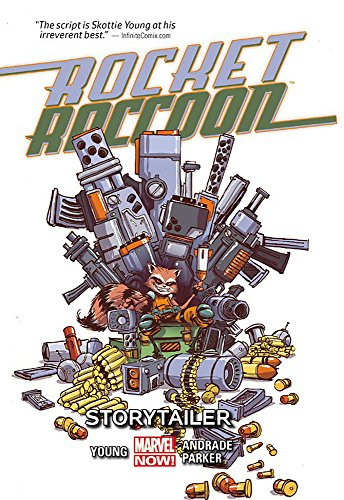 9780785191674: Rocket Raccoon Vol. 2: Storytailer