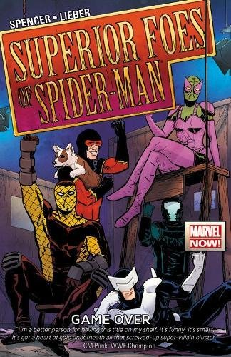 9780785191704: The Superior Foes of Spider-Man Vol. 3: Game Over