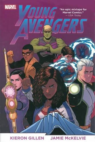 9780785191711: Young Avengers by Kieron Gillen & Jamie McKelvie Omnibus (Young Avengers Omnibus)