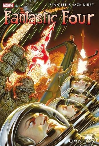 9780785191742: FANTASTIC FOUR OMNIBUS HC 03 ROSS CVR (The Fantastic Four Omnibus)