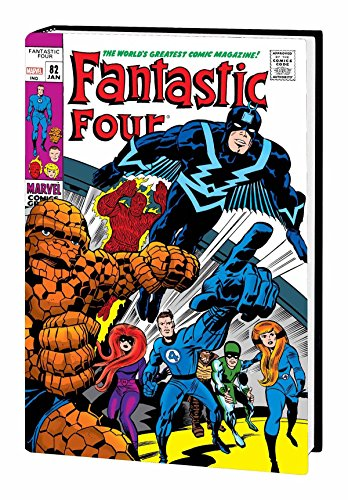 9780785191759: The Fantastic Four Omnibus Volume 3 (Jack Kirby Variant)