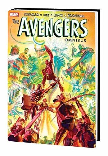 Avengers, the Omnibus: Volume 2 (Hardback): Stan Lee, Gary Friedrich, Roy Thomas