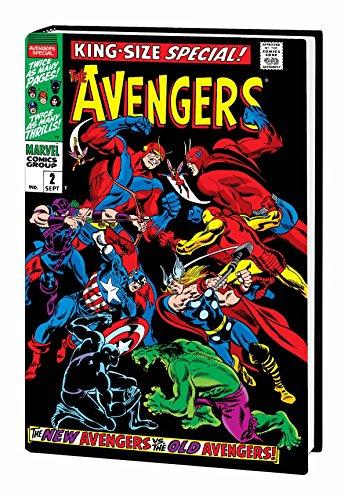 9780785191773: The Avengers Omnibus Volume 2 (John Buscema Variant)