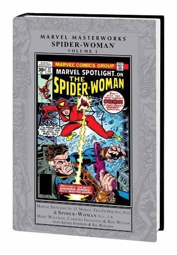 9780785191780: Marvel Masterworks: Spider-Woman Vol. 9