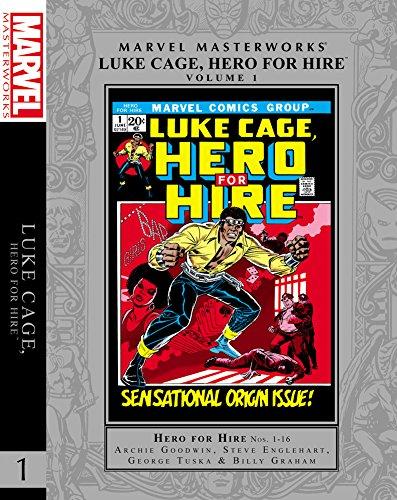 9780785191803: Marvel Masterworks (Marvel Masterworks: Luke Cage, Hero for Hire)