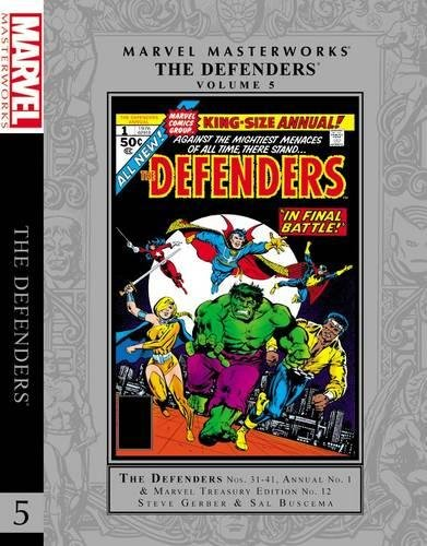 9780785191827: Marvel Masterworks: The Defenders Vol. 5