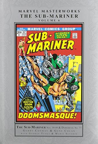 9780785191841: Marvel Masterworks: Prince Namor, The Sub-Mariner 6