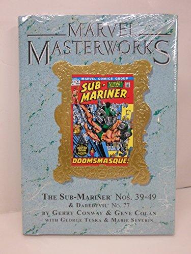 9780785191858: Marvel Masterworks The Submariner 6 DM Variant Vol 215