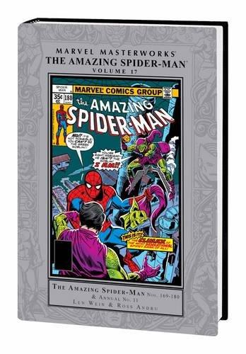 Marvel Masterworks: The Amazing Spider-Man Volume 17: Wein, Len