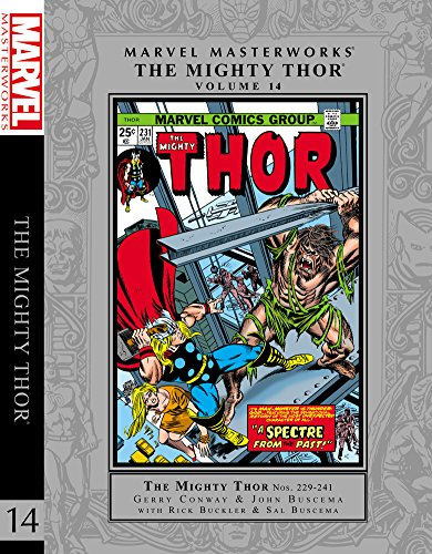 Marvel Masterworks: Mighty Thor Volume 14 (Hardback): Gerry Conway