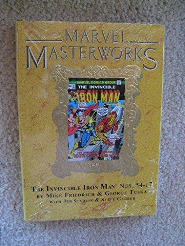 9780785191919: Marvel Masterworks The Invincible Iron Man Vol 9 DM Variant Vol 216