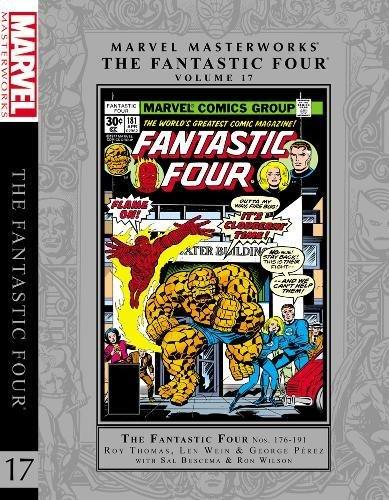 9780785191926: Marvel Masterworks The Fantastic Four 17