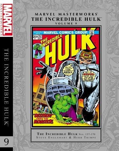 9780785191940: Marvel Masterworks: The Incredible Hulk Volume 9