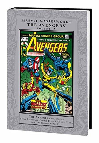 9780785191964: Marvel Masterworks: The Avengers Volume 15