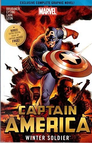 Captain America: Winter Soldier (Exclusive Complete Graphic: Ed Brubaker