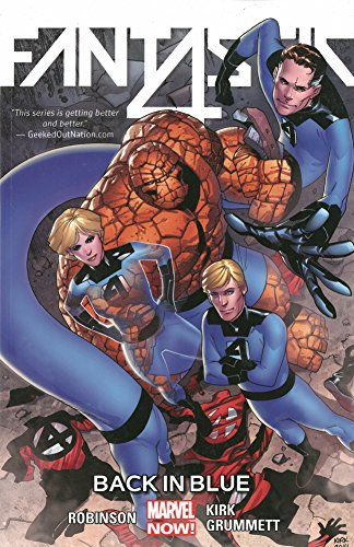 9780785192206: Fantastic Four Volume 3: Back in Blue