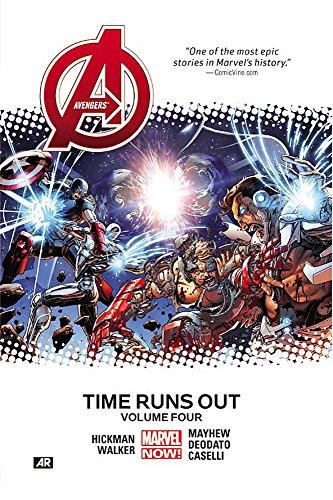 9780785192251: Avengers: Time Runs Out Vol. 4