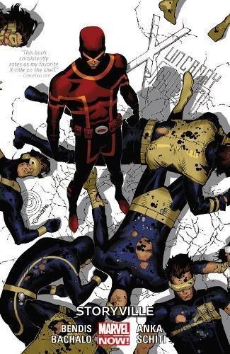9780785192312: Uncanny X-Men Vol. 6: Storyville