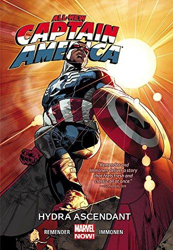 9780785192329: All-New Captain America Vol. 1: Hydra Ascendant