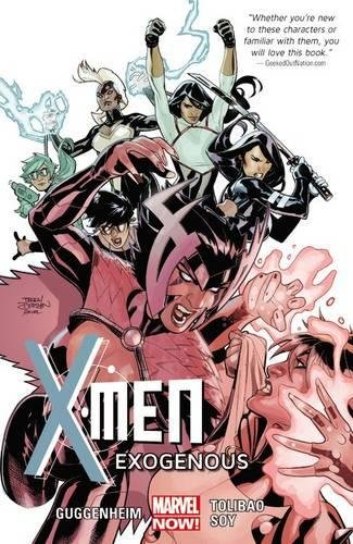 9780785192336: X-Men Volume 4: Exogenous (Marvel Now)