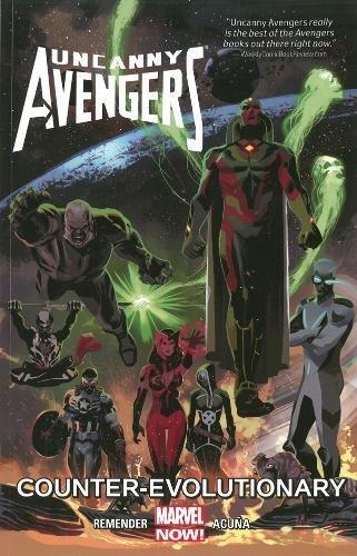 9780785192374: Uncanny Avengers 1: Counter-Evolutionary