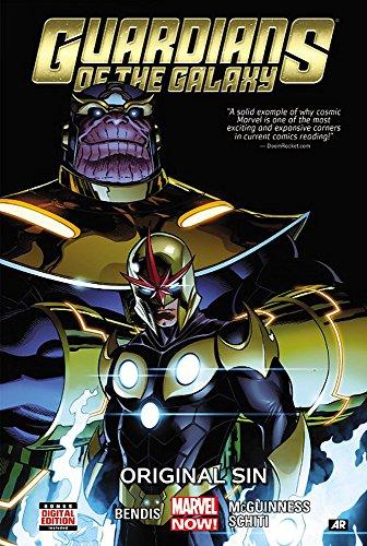 9780785192466: Guardians of the Galaxy Vol. 4: Original Sin
