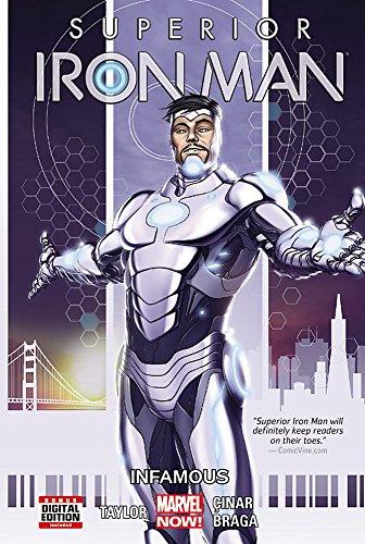 9780785192497: Superior Iron Man Vol. 1: Infamous