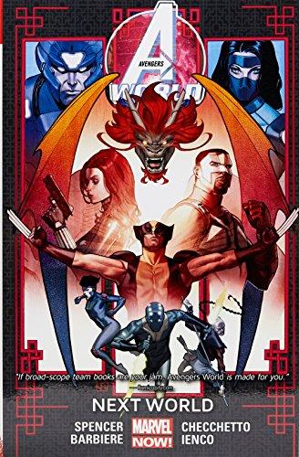 9780785192510: Avengers World 3: Next World