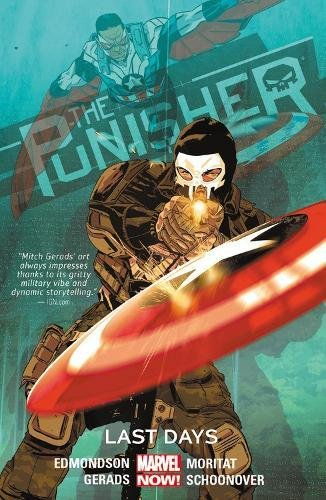 9780785192541: The Punisher 3: Last Days