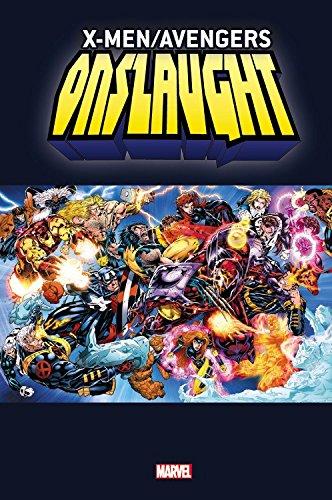9780785192626: X-Men/Avengers: Onslaught Omnibus