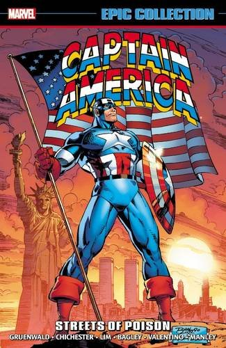 9780785192657: Epic Collection Captain America: Streets of Poison