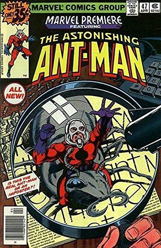 Ant-Man: Scott Lang: David Michelinie; Bob
