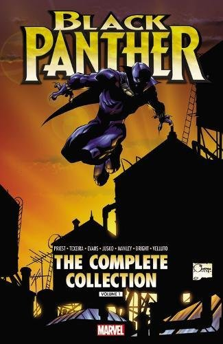 Black Panther By Christopher Priest: The Complete Collection (Paperback): Christopher Priest