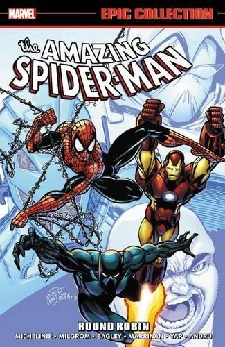 Amazing Spider-Man Epic Collection: Round Robin: Michelinie, David; Milgrom,