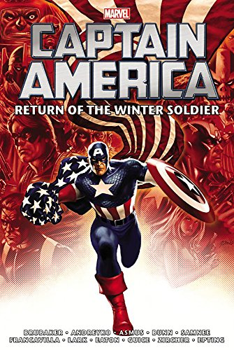 Captain America: Return Of The Winter Soldier Omnibus (Hardcover): Ed Brubaker