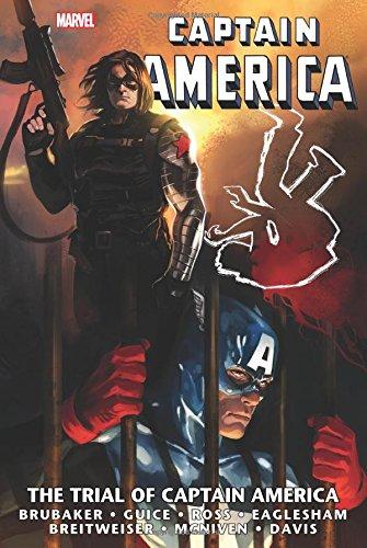 Captain America: The Trial of Captain America Omnibus: Brubaker, Ed