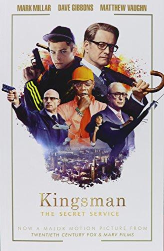 Kingsman: The Secret Service: Millar, Mark