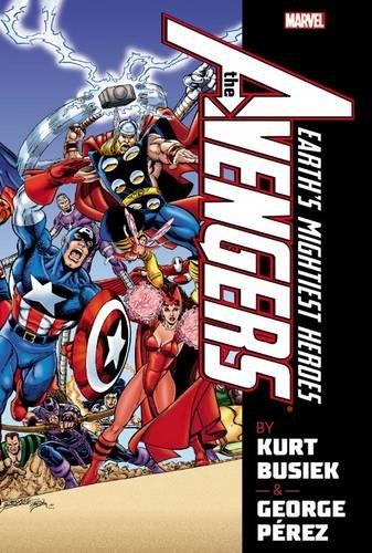 9780785192886: The Avengers Omnibus 1