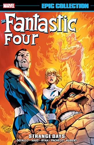 9780785192954: Fantastic Four Epic Collection (Epic Collection: Fantastic Four)