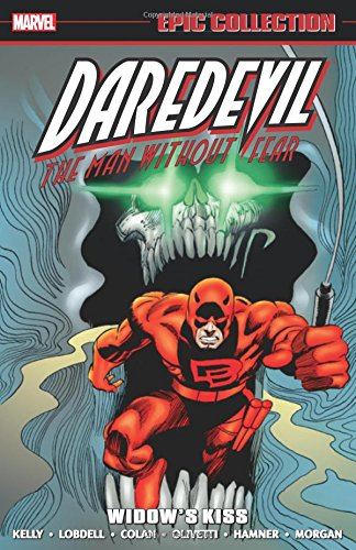 9780785192978: Daredevil Epic Collection: Widow's Kiss (Epic Collection: Daredevil)