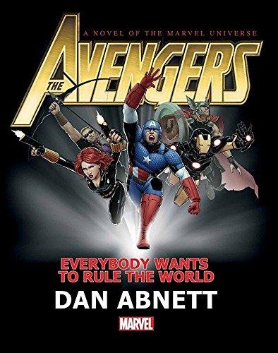 9780785193005: Avengers: Everybody Wants to Rule the World Prose Novel