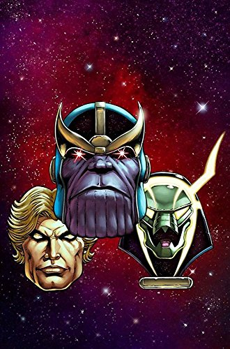 9780785193036: Thanos: The Infinity Relativity